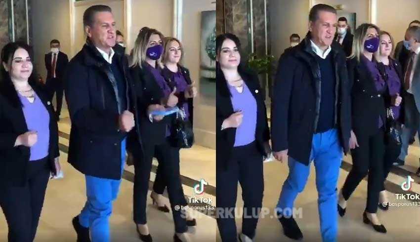 Mustafa Sarıgül'ün kadınlarla yürüdüğü video olay oldu