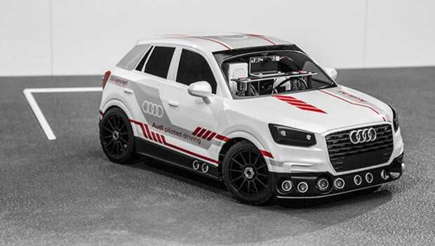 Audi'den öğrenme yetisine sahip otonom yapay zeka!