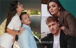 Hande Erçel ile Kerem Bürsin'i paylaşımları ele verdi! Aşk değil, reklam tatili iddiası!