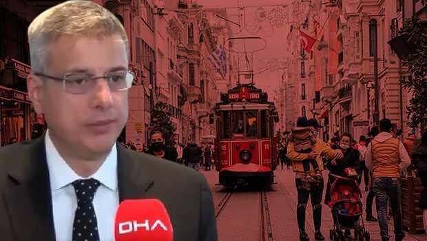 İstanbul'da koronavirüs vakaları son 10 günde yüzde 30 oranında azaldı