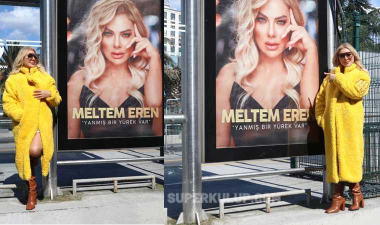 Meltem Eren'in 1 Milyon sevinci
