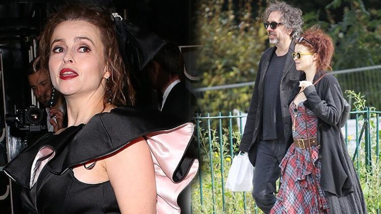 'Tim Burton bana evlenme teklifi edecek sandım'
