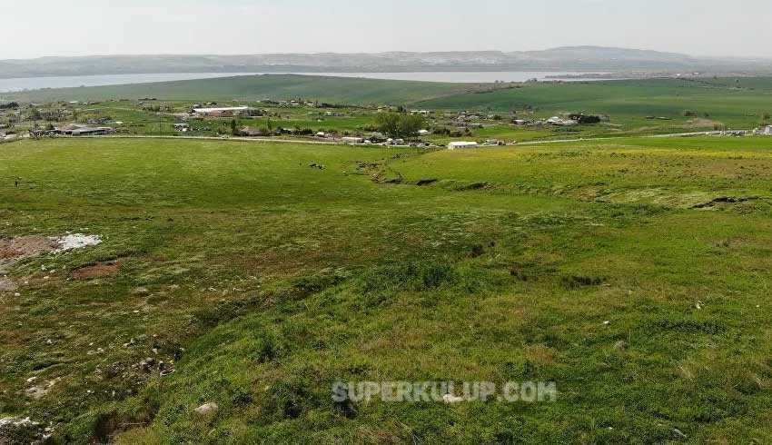 Büyükçekmece'de göl havzasını imarlı arazi diye sattılar!