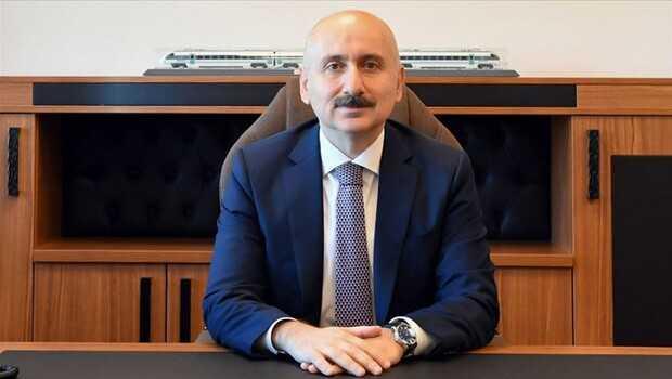 Bakan Karaismailoğlu duyurdu! Proje 2023'te tamamlanacak