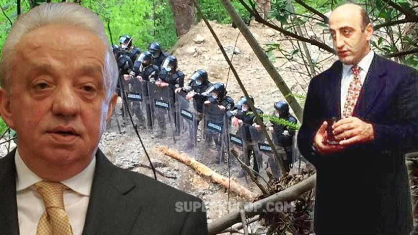 Mehmet Cengiz'in İkizdere'deki ortağı Akşam gazetesinin sahibi çıktı!