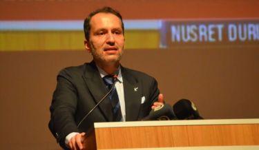 Fatih Erbakan'dan Babacan'a eleştiri: Berat Bey'den iki kat fazla faiz ödediniz