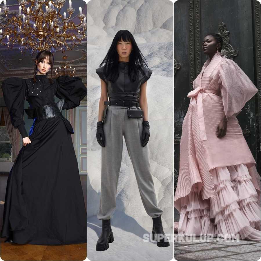 Fashion Week İstanbul Moda Haftası sanal olarak yarın başlıyor