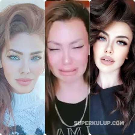 Lara gözyaşlarıyla pişmanlığını dile getirdi