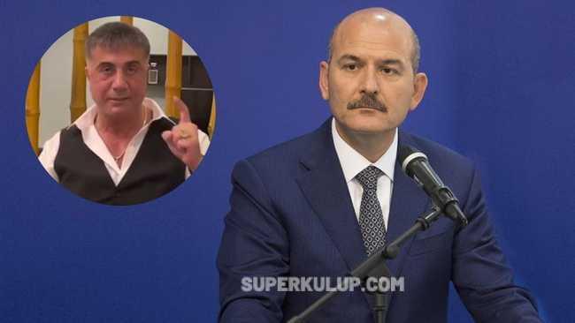 Süleyman Soylu'dan, Sedat Peker'e cevap gibi paylaşım!