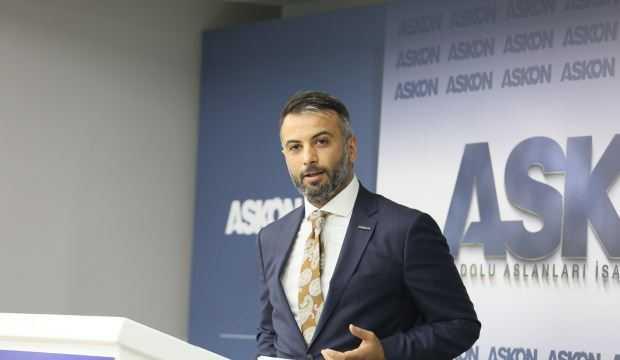 ASKON Genel Başkanı Orhan Aydın: