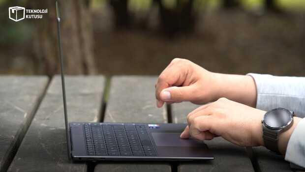 Huawei MateBook X Pro incelemesi