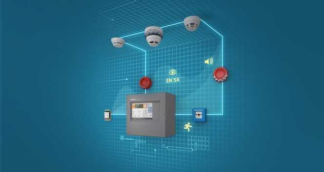 Siemens, yangın koruma sisteminin yeni versiyonunu tanıttı