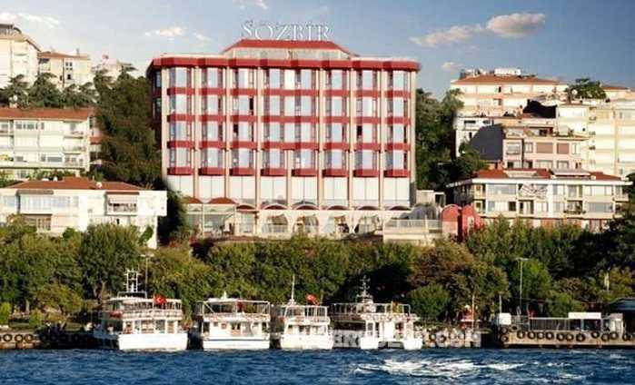 Sözbir Otel'in sahibi Serdar Sözbir ile kardeşleri birbirine girdi!