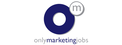 only marketing jobs logo