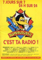 Publicité parue dans le magazine Banzaï (juillet 1992)