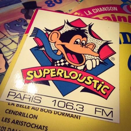 radio superloustic dessin animés disney