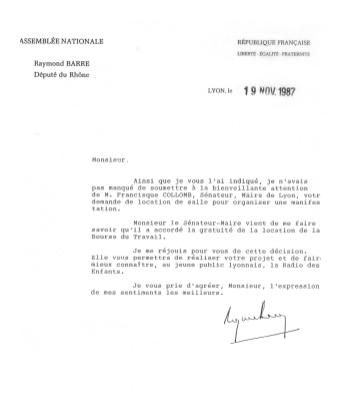 SOUTIEN-DE-MR-BARRE-A-LYON-1987