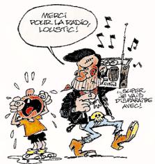 radio enfants superloustic