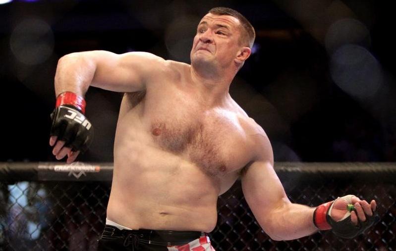 Cro Cop conseguiu devolver a derrota para a G. Napão. Foto: UFC