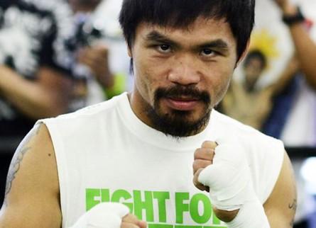 M. Pacquiao (foto) é o mais novo acionista do ONE FC. Foto: Divulgação