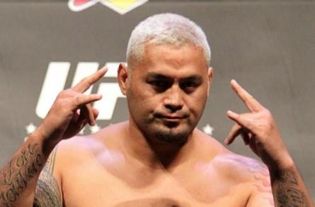 Hunt elogia Cigano antes do UFC 160. Foto: Josh Hedges/UFC