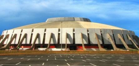 Ginásio Nilson Nelson seria o palco do UFC em Brasília. Foto: Divulgação
