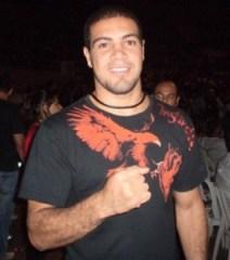Thales retorna ao UFC diante do inglês T. Watson. Foto: Eduardo Oliveira
