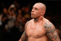 T. Silva (foto) levou dois bônus no TUF Brasil 2 Finale. Foto: Josh Hedges/UFC