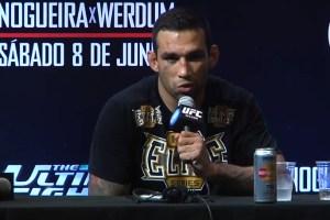 Werdum quer esperar para enfrentar o vencedor de Velasquez e Cigano