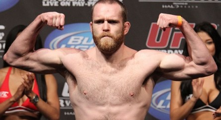 Grant perdeu a vaga no UFC 164, mas acha que deve ser o primeiro desafiante de Pettis