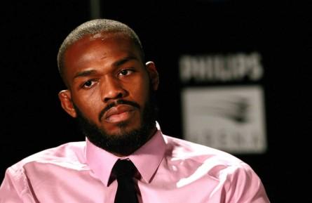 J. Jones (foto) ficou irritado com comentários de P. Davis. Foto: Josh Hedges/UFC
