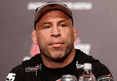 Wand (foto) encara Sonnen na luta co-principal do UFC 173, em maio. Foto: Josh Hedges/UFC