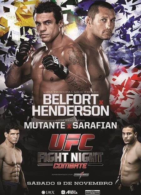Poster Belfort Hendo