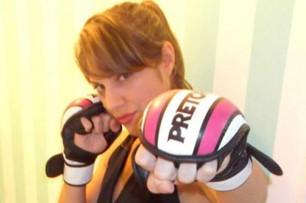B. Pitbull (foto) teve luta transferida para o UFC 177. Foto: Reprodução/Facebook