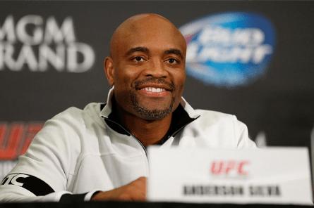 A. Silva (foto) foi campeão dos médios entre 2006 e 2013. Foto: Josh Hedges/UFC