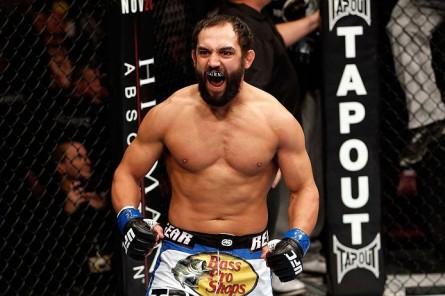 Hendricks (foto) é o atual campeão dos meio-médios do UFC. Foto: Divulgação/UFC