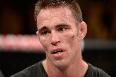 J. Shields (foto) foi cortado do UFC após a derrota para H. Lombard no UFC 171. Foto: Josh Hedges/UFC