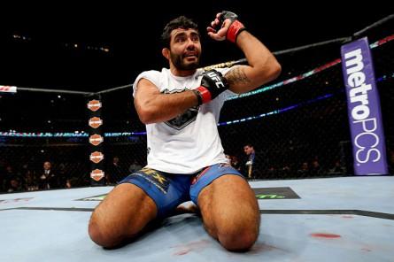 Sapo (foto) enfrentará Herman no UFC Fight Night 40. Foto: Divulgação/UFC