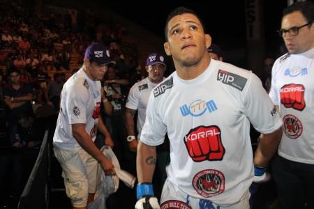 Durinho (foto) faz sua primeira luta pelo UFC em julho Foto: Divulgação