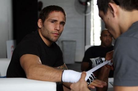 Mendes (foto) enfrentaria Aldo em agosto. Foto: Josh Hedges/Zuffa LLC