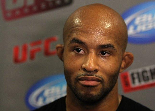 D. Johnson (foto) faz a luta principal do UFC 178 contra C. Cariaso. Foto:  Josh Hedges/UFC