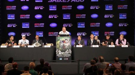 UFC fará grande anúncio em Las Vegas no dia 17 de novembro. Foto: Josh Hedges/UFC