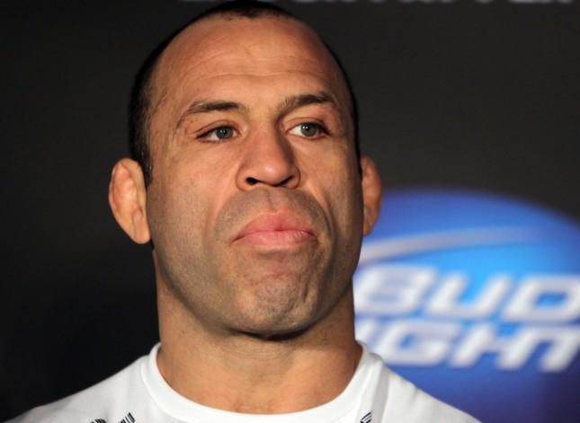 Wand (foto) segue em pé de guerra com o UFC. Foto: Josh Hedges/UFC