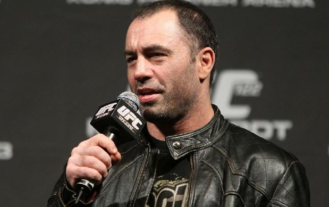 Joe Rogan (foto) é comentarista do UFC desde 1997. Foto: Divulgação