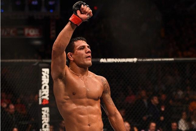 Dos Anjos (foto) busca conquista inédita para o Brasil no UFC. Foto: Divulgação/UFC