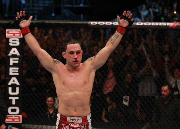 F. Edgar (foto) quer enfrentar McGregor antes de julho. Foto: Divulgação