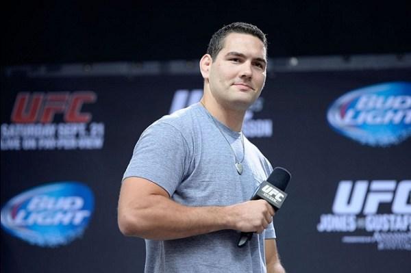 C. Weidman (foto) voltou a criticar Bisping após o UFC 204. Foto: Josh Hedges/UFC
