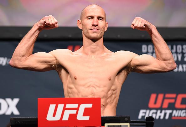 D. Cerrone quer disputar o cinturão dos leves novamente (Foto: UFC / Josh Hedges)
