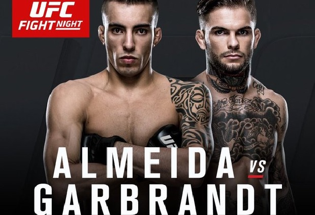 Thominhas e Garbrandt farão luta principal em Vegas. Foto: Reprodução