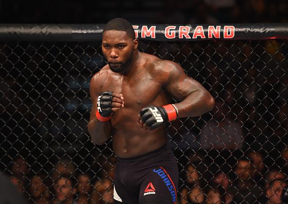 A. Johnson vai fazer a revanche contra D. Cormier no UFC 206. (Foto: Getty Images)